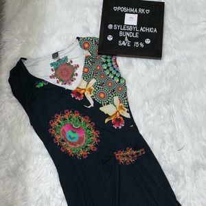 Desigual Dresses - Desigual Floral Dress ✨